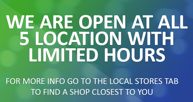 All Shops Are Open Cover Home Page